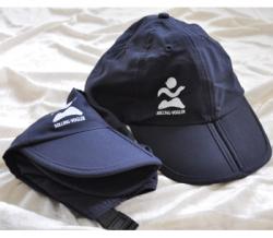 Pack-a-cap