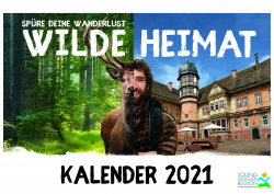 Kalender Wilde Heimat 2020