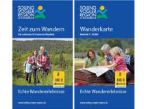 SVR-Wanderkarte (mit Booklet)